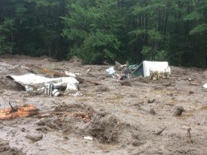 Δύο νεκροί και 8 αγνοούμενοι στην Χιλή – Τους πλάκωσαν τόνοι λάσπης [pics]