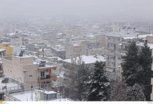 Καιρός: Κύμα ψύχους θα «ντύσει» στα λευκά τη βόρεια Ελλάδα! Χιόνια ακόμα και μέσα στη Θεσσαλονίκη