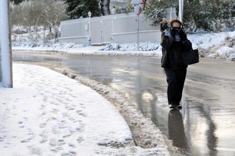 Καιρός: Κρύο και χιόνια σήμερα – Που θα βρέξει, που θα χιονίσει | Newsit.gr