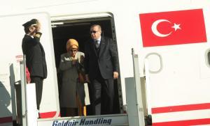 Ερντογάν στην Αθήνα: Αλλαγές και ακυρώσεις στο πρόγραμμα του προεδρικού ζεύγους