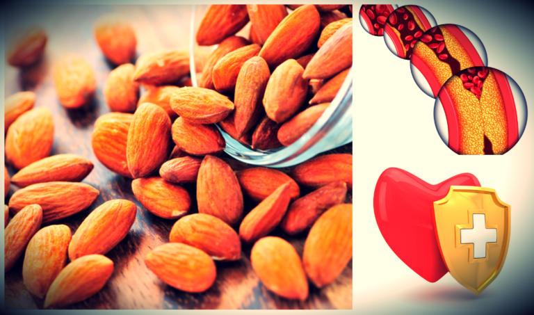 Από ποιον καρκίνο προστατεύουν τα αμύγδαλα – Μειώνουν και χοληστερίνη, καρδιακά!
