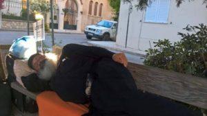 Αίγιο: Αυτός είναι ο αμφιλεγόμενος μοναχός που ζητάει να διοριστεί από τον Αμβρόσιο [pics]