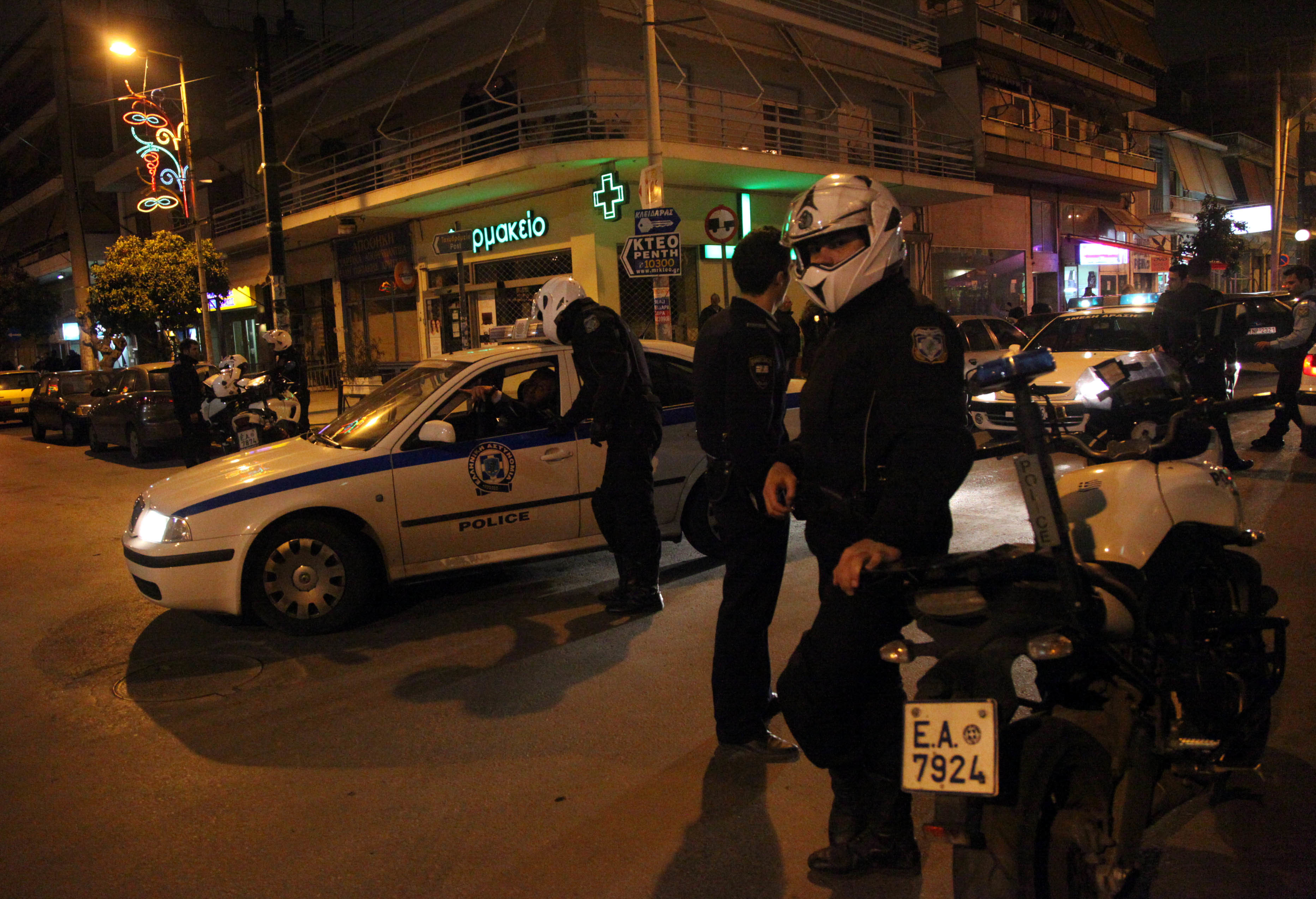 Μια σπείρα ληστών περιπτέρων που παρακολουθούσε η ΕΛΑΣ δολοφόνησε δυο αστυνομικούς!