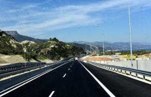 Στην κυκλοφορία το τμήμα του αυτοκινητοδρόμου Θεσσαλονίκης – Σερρών – Προμαχώνα