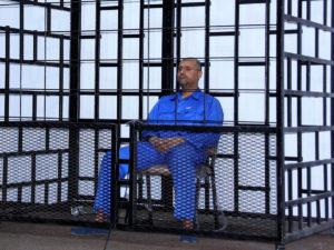 """""""Μύλος"""" με τον γιο του Καντάφι – Να συλληφθεί άμεσα λέει το Διεθνές Ποινικό Δικαστήριο"""