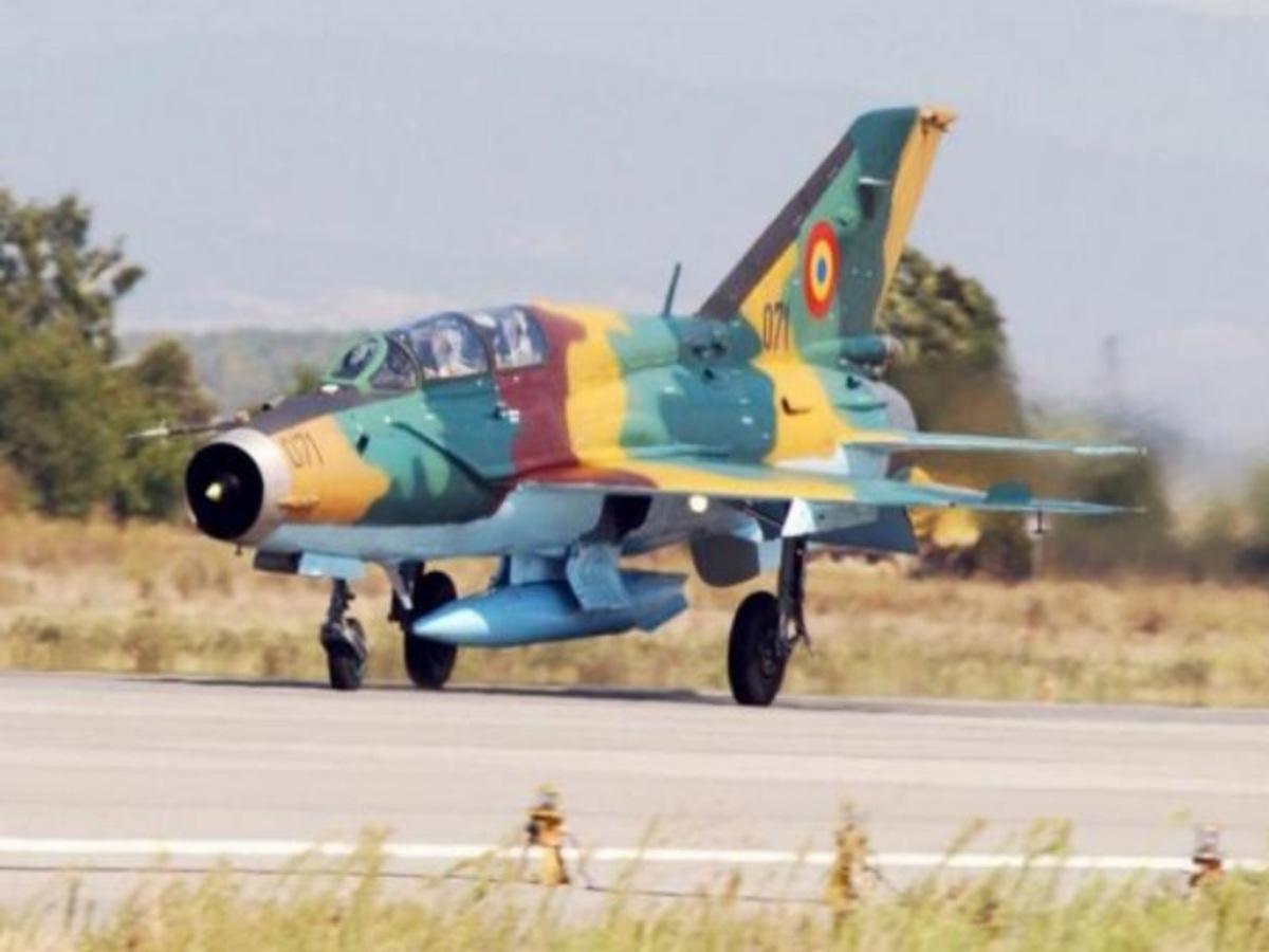 Ρουμανία: Έπεσε μαχητικό τύπου MiG-21 Lancer – Τι συνέβη