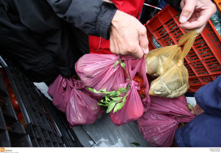 Πλαστική σακούλα με χρέωση! Τέλος οι δωρεάν σακούλες στα σούπερ μάρκετ