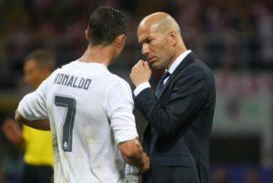 Ρεάλ Μαδρίτης: Ο Ρονάλντο το ξεκαθάρισε στον Ζιντάν!