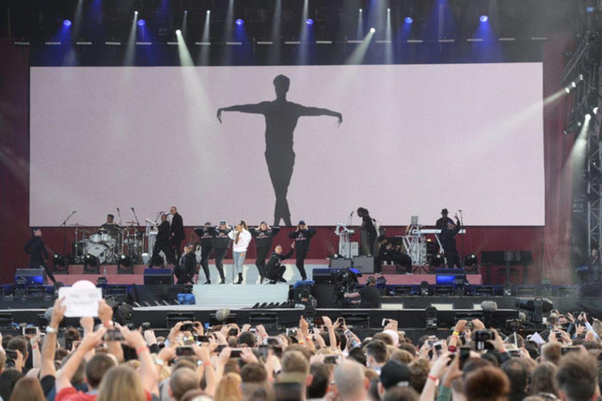 Μάντσεστερ – Συναυλία της Αριάνα Γκράντε: Το μήνυμα της 9χρονης που τους συγκίνησε όλους