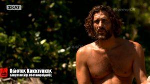 Survivor Κοκκινάκης: Τα χώνει κανονικότατα σε Σπαλιάρα και Χρανιώτη! [vid]