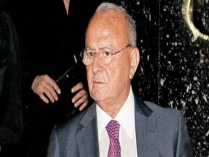 Θρήνος στην Πρέβεζα για τον μεγαλοδικηγόρο Γιώργο Αλφαντάκη