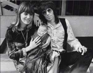 Πέθανε η μούσα των Rolling Stones, Ανίτα Πάλενμπεργκ [vids]