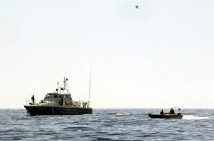 Τουρκικό σκάφος παρενόχλησε Ελληνοκύπριους ψαράδες!