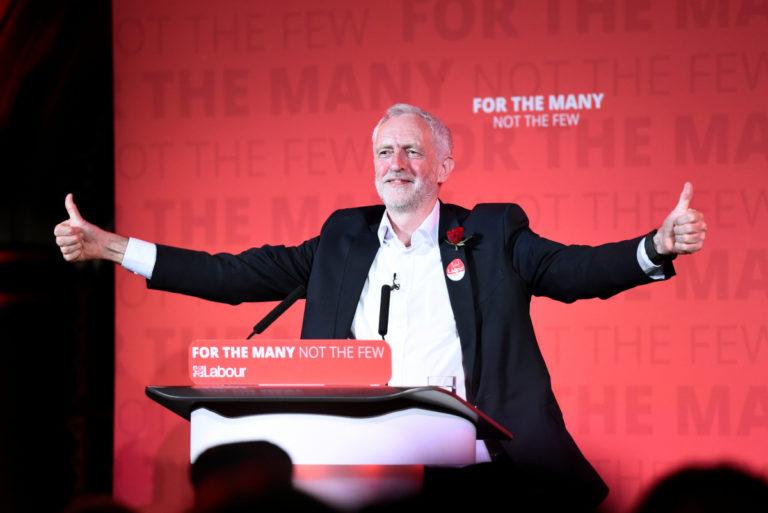 Εκλογές στην Αγγλία: Η πρώτη δήλωση του Κόρμπιν!