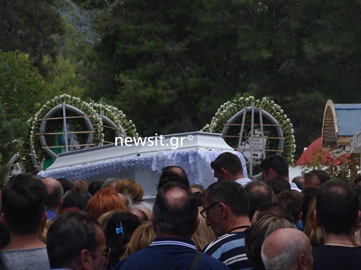Μενίδι: Θρήνος στην κηδεία του αδικοχαμένου 11χρονου Μάριου! Αποκαλύψεις για τον βασικό ύποπτο
