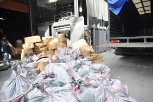 Επτά Έλληνες συνελήφθησαν στην Γαλλία για διακίνηση πάνω από 1,5 τόνου κοκαΐνης