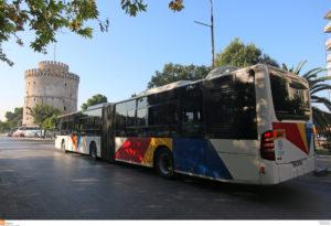 ΟΑΣΘ: Προσωρινές τροποποιήσεις λεωφορειακών γραμμών