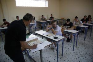 Έκθεση Πανελλήνιες 2017 ΕΠΑΛ και πρόγραμμα ΓΕΛ