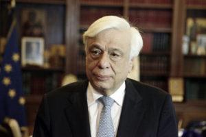 Συνεχάρη τους Μάντη – Καγιαλή ο Παυλόπουλος!