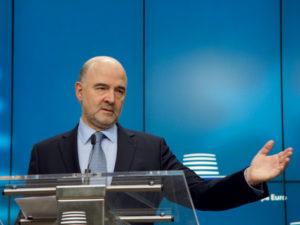 """Θλιβερή παραδοχή Μοσκοβισί: """"Εμείς αποφασίζουμε για την τύχη των Ελλήνων"""""""