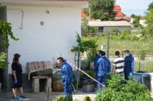 Άγριο έγκλημα στη Λάρισα! Βασάνισαν και σκότωσαν ηλικιωμένη μέσα στο σπίτι της!