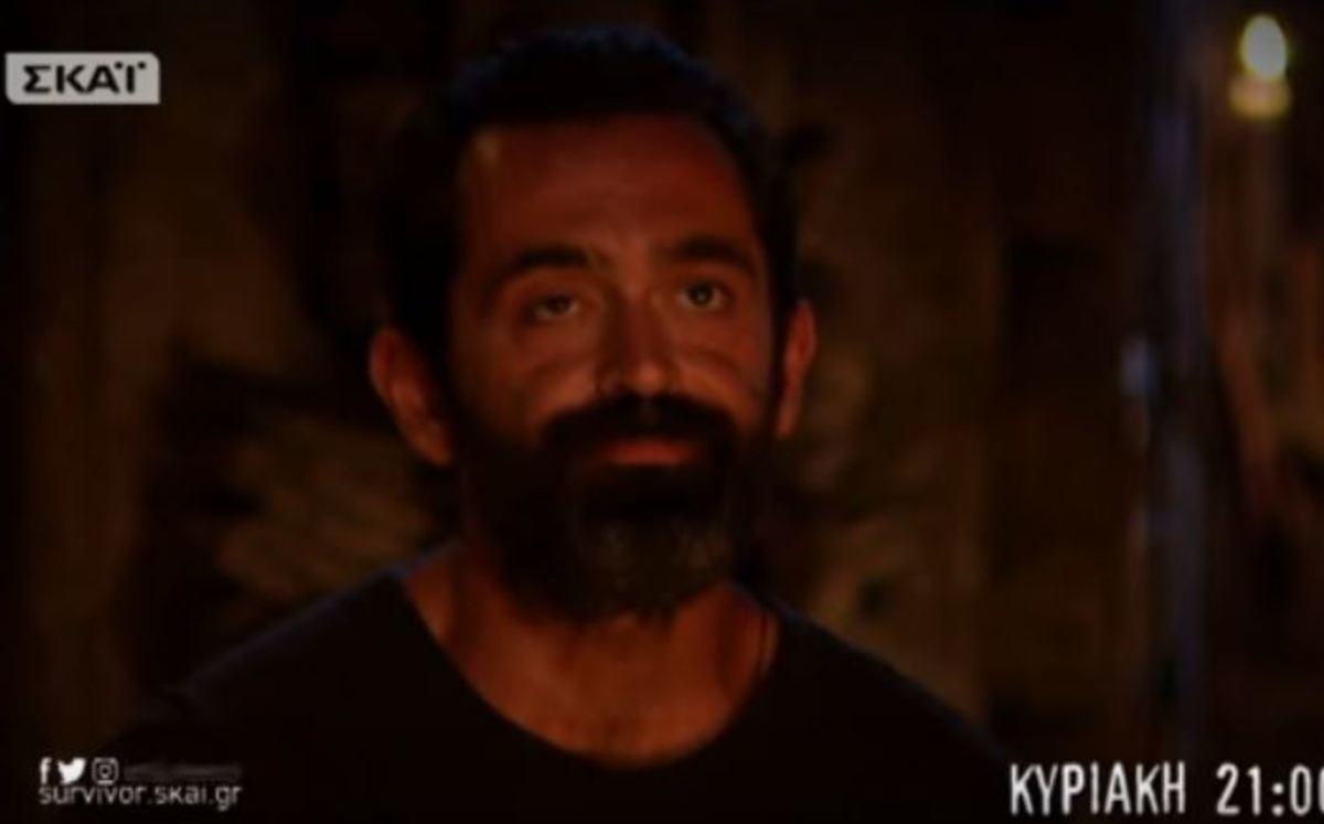 Μπο – Survivor: Η αλλαγή που έκανε στον Χρανιώτη [vid]