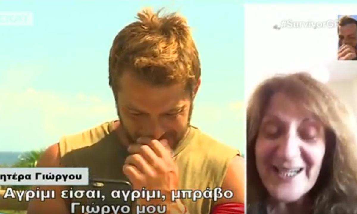 Survivor: Το τρολάρισμα στον Σπαλιάρα και η συγκίνηση του Ντάνου με τη μαμά του [vids]