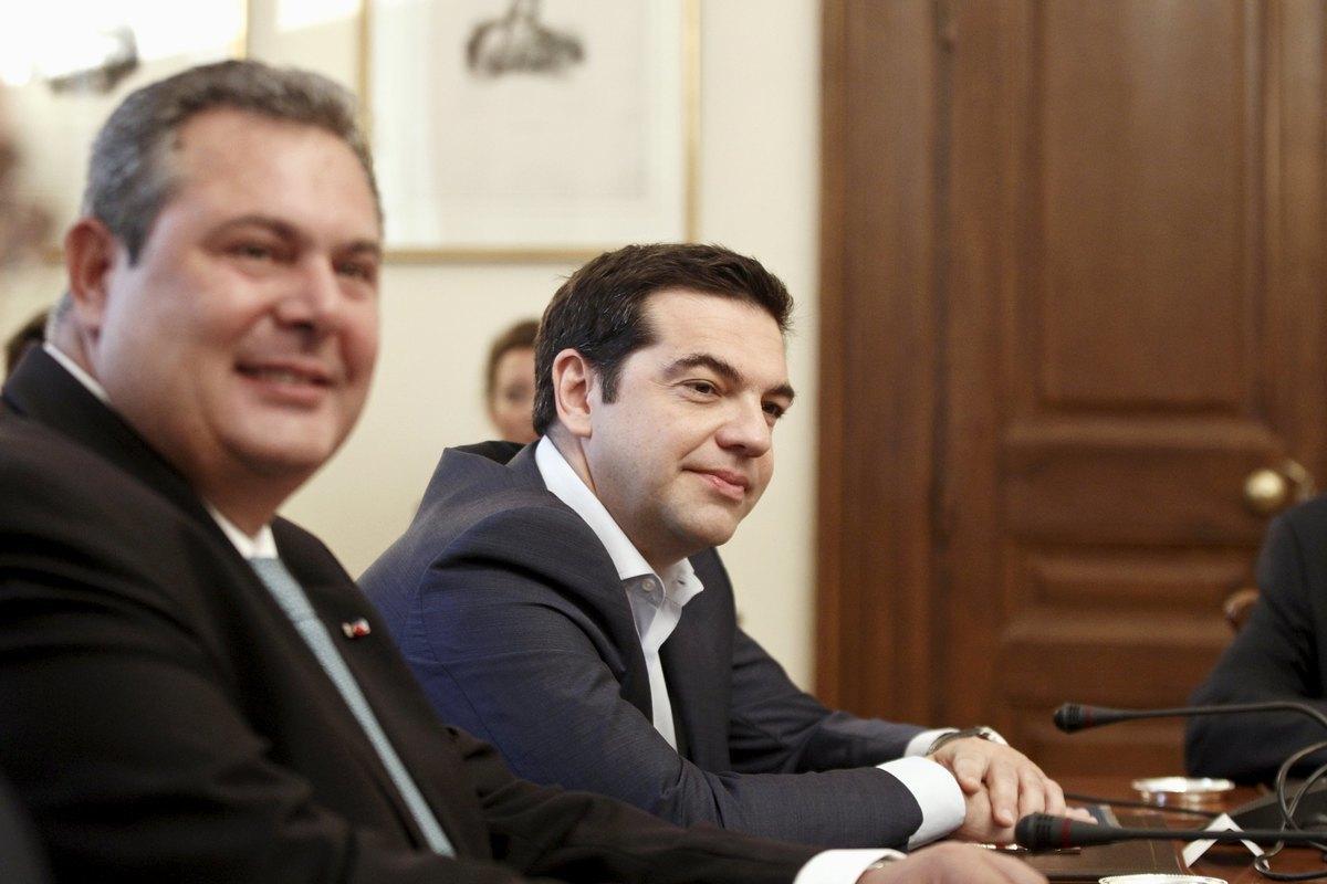 Η κυριαρχία του Τσίπρα και η ωρολογιακή βόμβα των τραπεζών