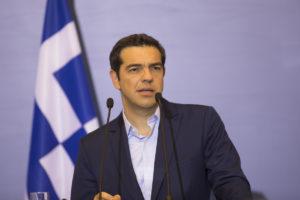 Κατ' ιδίαν συναντήσεις Τσίπρα με τους πολιτικούς αρχηγούς για Κυπριακό και οικονομία