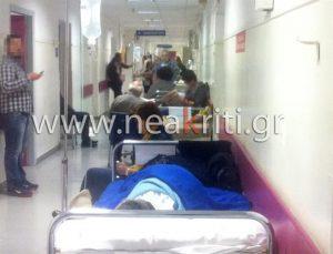 Ηράκλειο: Εικόνες ντροπής στο Βενιζέλειο νοσοκομείο – Η δημόσια υγεία στα χειρότερά της [pics, vid]