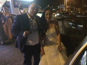 Πάτρα: Η πρώτη νύχτα του γάμου τους έκρυβε εκπλήξεις – Δείτε τις φωτογραφίες του γαμπρού και της νύφης στην Πάτρα!