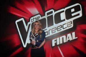 «Δυο άγγελοι» από τον Ramazzotti για τη νικήτρια του «Voice»