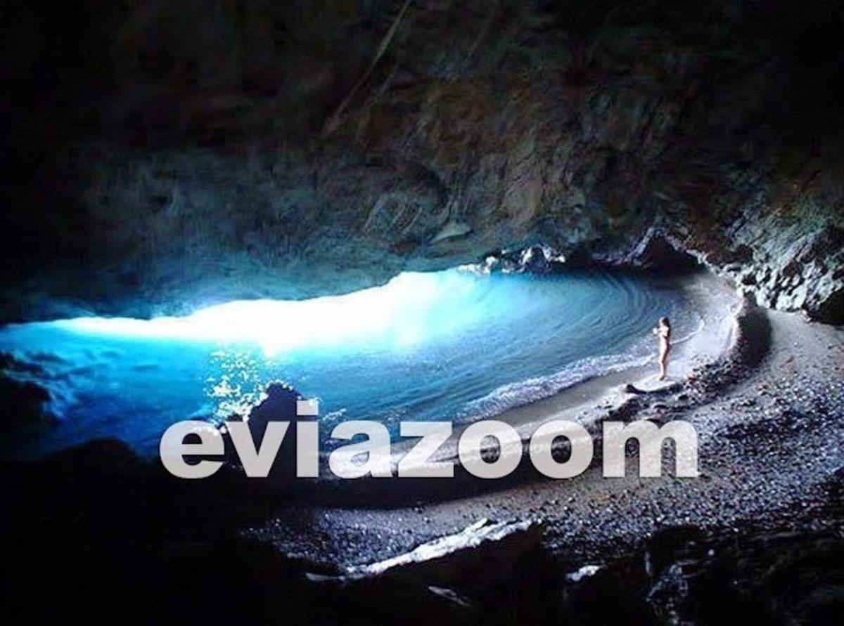 Εύβοια: H ονειρική παραλία που κάθε χρόνο μαγεύει και εκπλήσσει – Δείτε τις εξωτικές εικόνες της (Φωτό)!