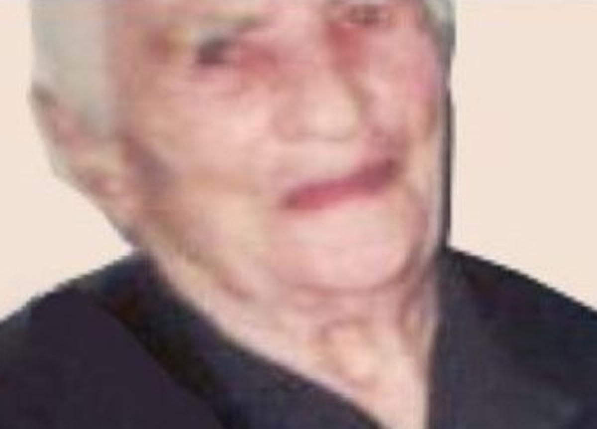 Λάρισα: Συγκίνηση για τον θάνατο της γηραιότερης γυναίκας του νομού – Πέθανε στα 112 χρόνια της η Παρθένα Σαχινίδου (Φωτό)!