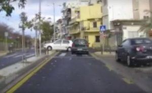 """Κρήτη: Ο οδηγός που το τερμάτισε – Επέλεξε την πιο σύντομη λύση και τους """"κούφανε"""" [vid]"""