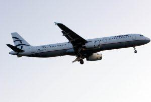 Κρήτη: Αυτοί είναι οι επιβάτες που κέντρισαν τα βλέμματα σε πτήση της Aegean – Βροχή οι φωτογραφίες για την τετράδα [pics]