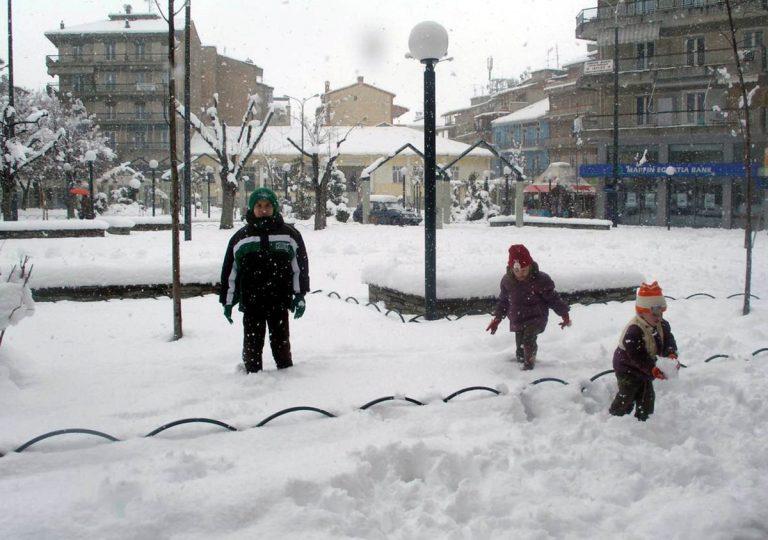 Καιρός: Πολικές θερμοκρασίες – Χωρίς θέρμανση και ζεστό νερό, περιοχές της Θεσσαλονίκης!