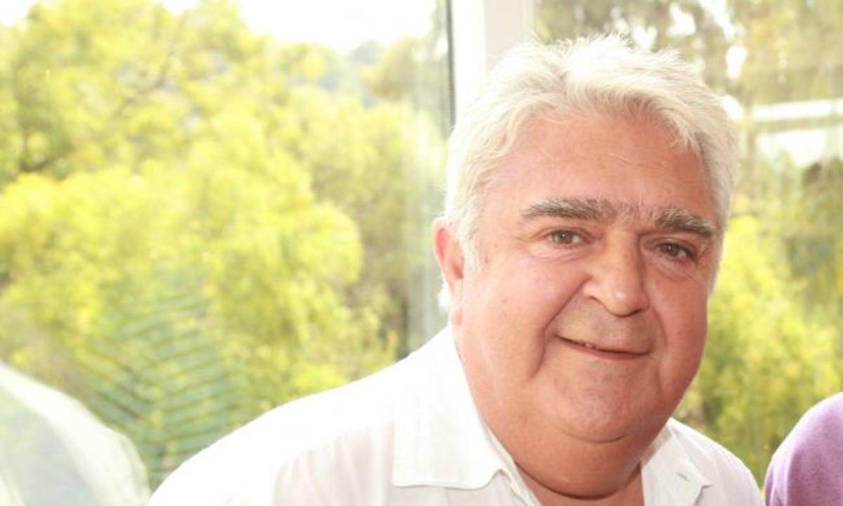 Ηθοποιός ο Πασχάλης Τερζής