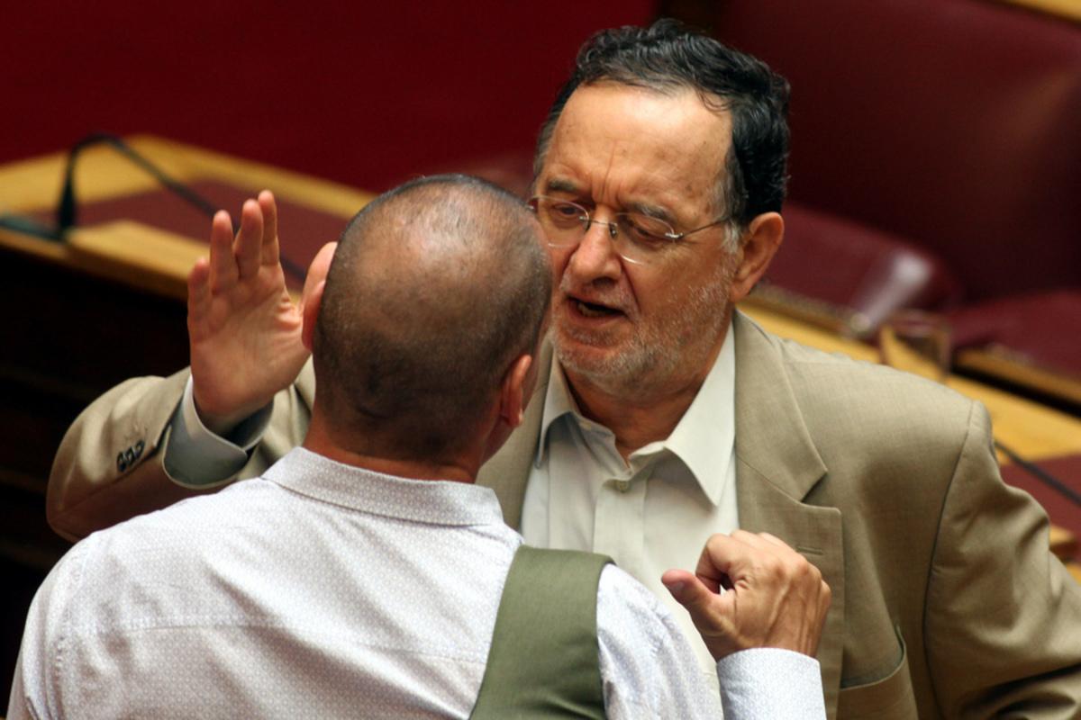 Λαφαζάνης: Στηρίζω την κυβέρνηση αλλά όχι τα μέτρα….
