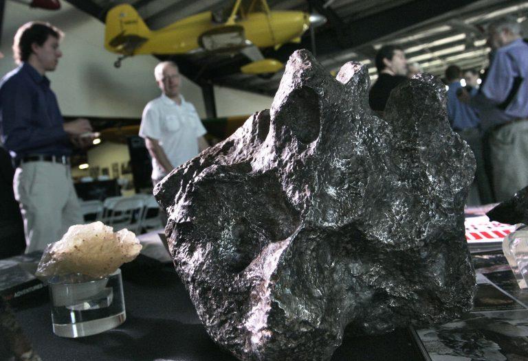 Βρέθηκε το αρχαιότερο ηφαιστειακό πέτρωμα σε μετεωρίτη 4,6 δισ. ετών