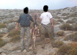 Κρήτη: Σκότωσαν κρι κρι και ανέβασαν στο διαδίκτυο σκληρές φωτογραφίες – Σάλος για τους δράστες της σφαγής [pics]