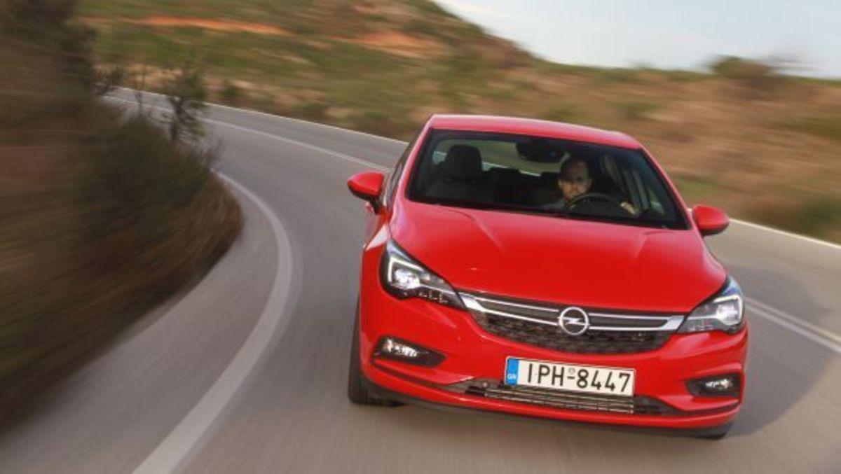 Δοκιμάζουμε το νέο Opel Astra με τον ντίζελ 1.6 CDTi -ΦΩΤΟ