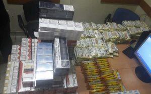 Δράμα: Το κόλπο με τα αφορολόγητα τσιγάρα ναυάγησε – Η εικόνα που έδωσε στη δημοσιότητα η αστυνομία!