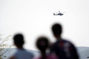 Η άσκηση του Καμμένου στην Ειδομένη τρομοκράτησε τα προσφυγόπουλα