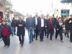 Πάτρα: Δικάζεται ο δήμαρχος Κώστας Πελετίδης μετά από μήνυση της Χρυσής Αυγής [pics]