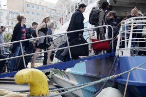 Θεσσαλονίκη: Έφτασαν τους 50.000 οι επιβάτες που μετακινήθηκαν με πλοιάρια στον Θερμαϊκό!