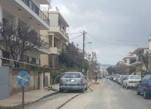 Κρήτη: Απίστευτο και όμως ελληνικό – Τα έργα στον δρόμο έγιναν με ελιγμούς [pics]