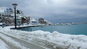 Καιρός: Μετά τα χιόνια φόβοι για πλημμύρες σε Σκόπελο και Αλόννησο!