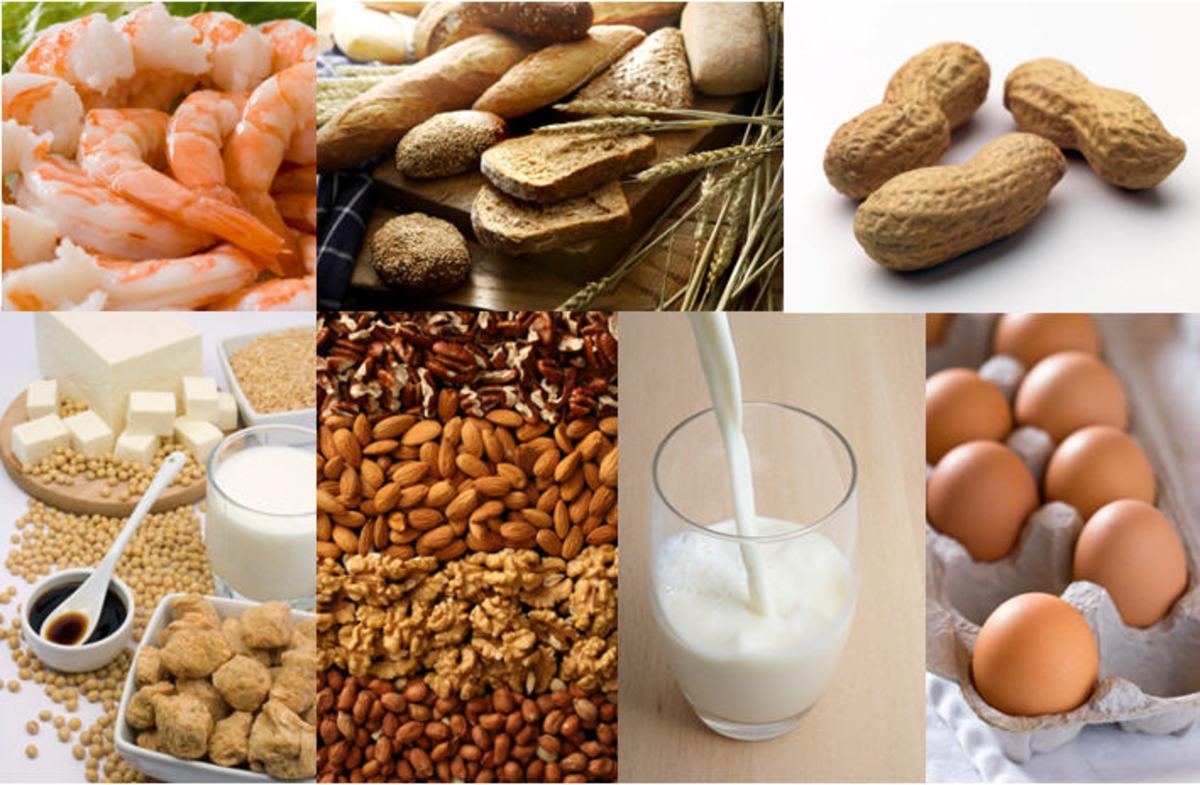 Τροφική αλλεργία και ανεπιθύμητες τροφικές αντιδράσεις