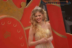 Χανιά: Το χαμόγελο της βασίλισσας του καρναβαλιού που κάνει το γύρο των social media (Φωτό)!